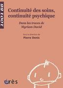Continuité des soins, continuité psychique- 1001 bb n°113