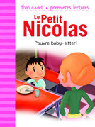 Le Petit Nicolas (Tome 24) - Pauvre baby-sitter !