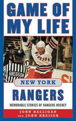 Game of My Life New York Rangers