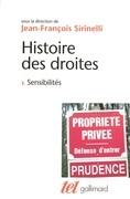Histoire des droites en France (Tome 3) - Sensibilités