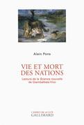 """Vie et mort des Nations. Lecture de """"La Science nouvelle"""" de Giambattista Vico"""