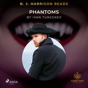 B. J. Harrison Reads Phantoms