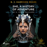 B. J. Harrison Reads She, A History of Adventure