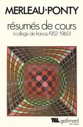 Résumés de cours. Collège de France (1952-1960)