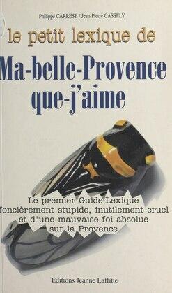 Le petit lexique de ma-belle-Provence-que-j'aime