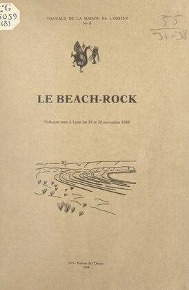 Le beach-rock