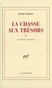 La Chasse aux trésors (Tome 2) - Recueil de critiques