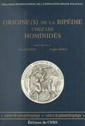 Origine(s) de la bipédie chez les hominidés