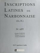 Inscriptions latines de Narbonnaise (4) : Apt