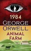 1984 and Animal Farm : George Orwell Combo