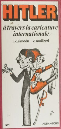 Hitler à travers la caricature internationale