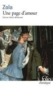 Les Rougon-Macquart (Tome 8) - Une page d'amour