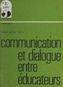 Communication et dialogue entre éducateurs