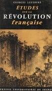 Études sur la Révolution française
