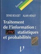 Traitement de l'information : statistiques et probabilités