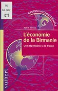 L'économie de la Birmanie