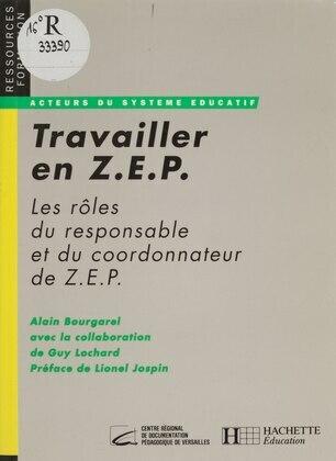 Travailler en ZEP