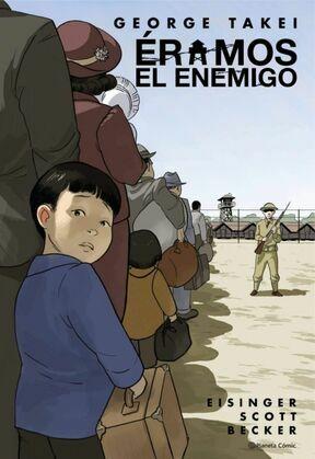 Éramos el enemigo (novela gráfica)