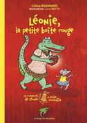 Léonie, la petite boîte rouge - Les aventures de Léonie la petite crocodile