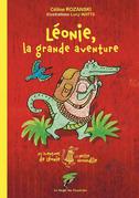 Léonie, la grande aventure - Les aventures de Léonie la petite crocodile