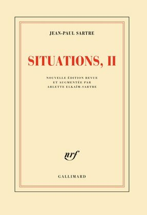 Situations (Tome 2) - Septembre 1944 - décembre 1946