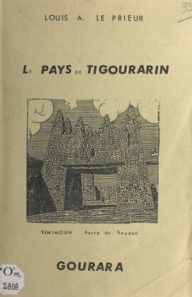 Le pays de Tigourarin