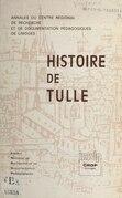 Histoire de Tulle
