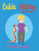Lukie and Harry, His Pet Snake