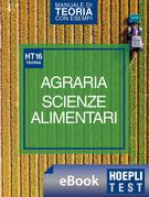 Hoepli Test 16 Agraria Scienze alimentari