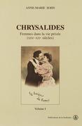 Chrysalides. VolumesI et II