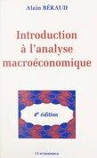Introduction à l'analyse macroéconomique