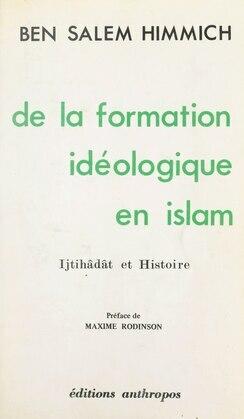 De la formation idéologique en Islam