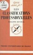 Les classifications professionnelles