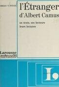 L'étranger, d'Albert Camus