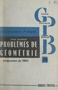 Problèmes de mathématiques (2)