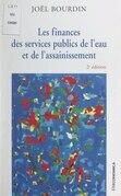 Les finances des services publics de l'eau et de l'assainissement