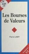Les bourses de valeurs