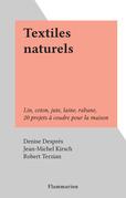 Textiles naturels