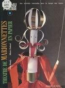 Théâtre de marionnettes en papier