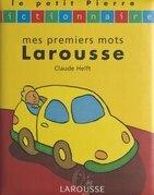 Mes premiers mots Larousse