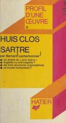 Huis clos, Sartre