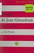Électre, de Jean Giraudoux