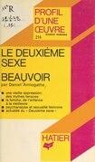 Le deuxième sexe, Simone de Beauvoir