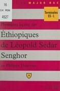 Premières leçons sur Éthiopiques, de Léopold Sédar Senghor