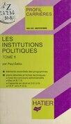 Les institutions politiques (1)