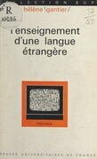 L'enseignement d'une langue étrangère