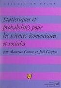 Statistiques et probabilités pour les sciences économiques et sociales