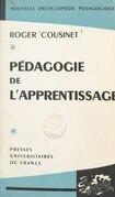 Pédagogie de l'apprentissage