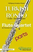 Turkish Rondò - Flute Quartet (parts)