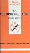 La photomicrographie